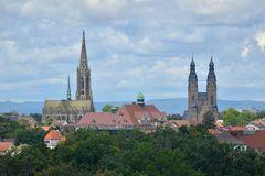 Gedächtniskirche und St.Joseph Speyer