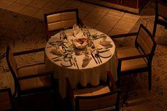 gedeckter Tisch 3