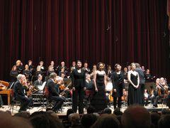 Gedenk-Konzert für SIR COLIN DAVIS