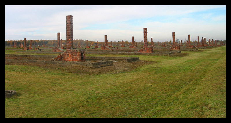 Gedenken an die Shoah 6/1 - Auschwitz II (Birkenau)