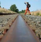 Gefährlicher Eingriff in den Schienenverkehr??