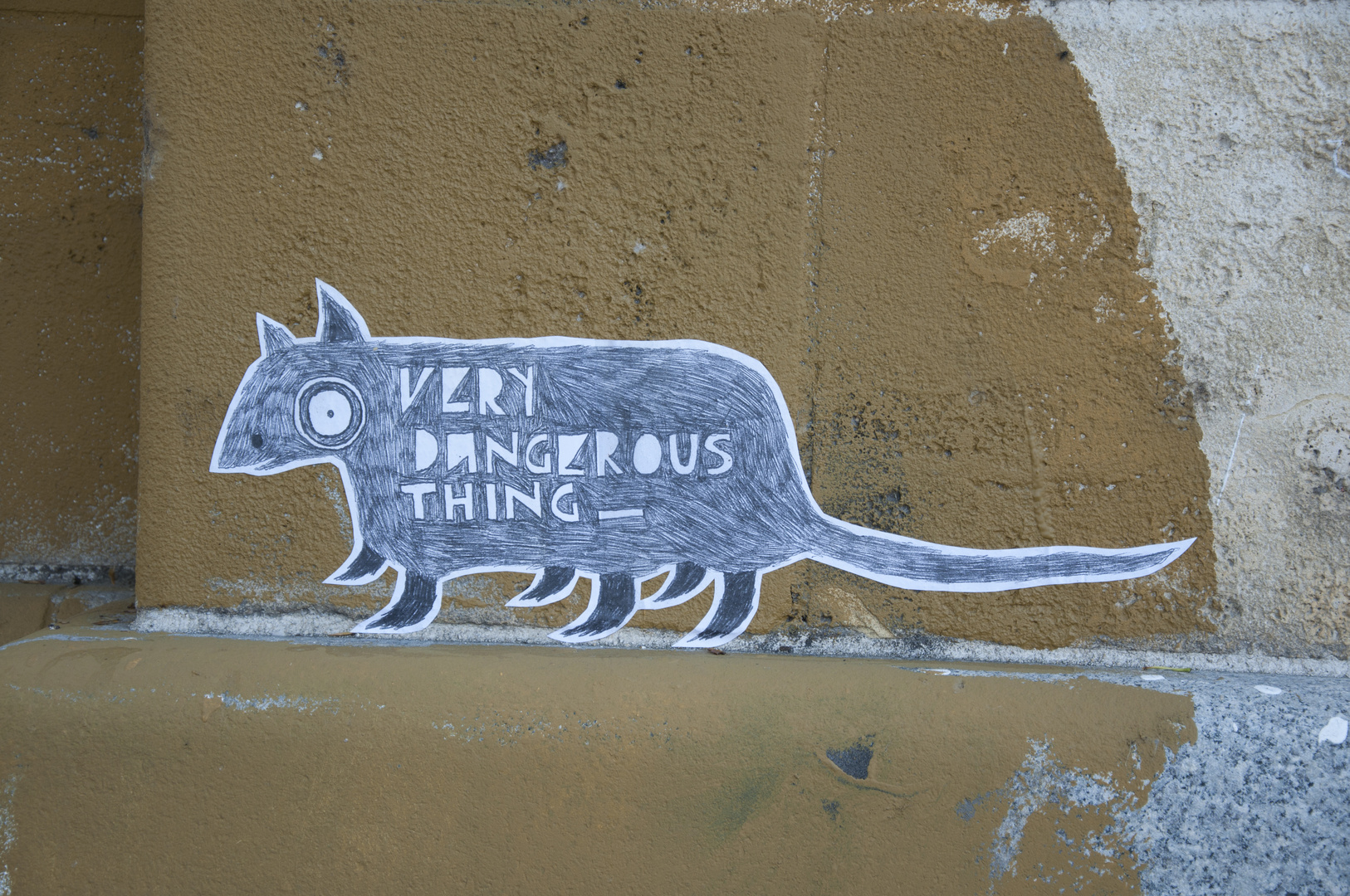 gefährliches Tier