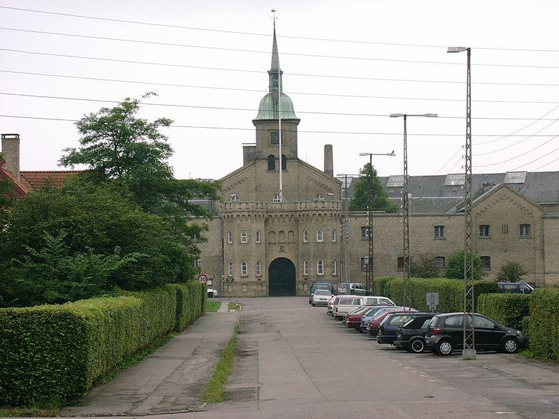 Gefängnis in Kopenhagen/Albertslund