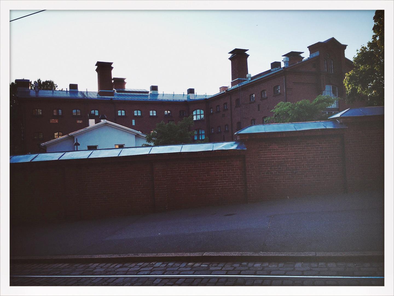 Gefängnishotel Helsinki-Katajanokka