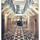 Gefängnishotel Helsinki-Katajanokka drinnen