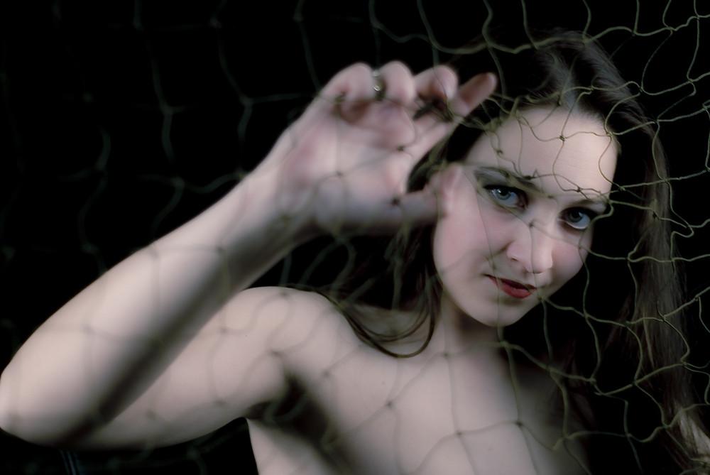 Gefangene in meinem Netz !!!