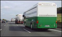 Gefangenen Bus Hannover