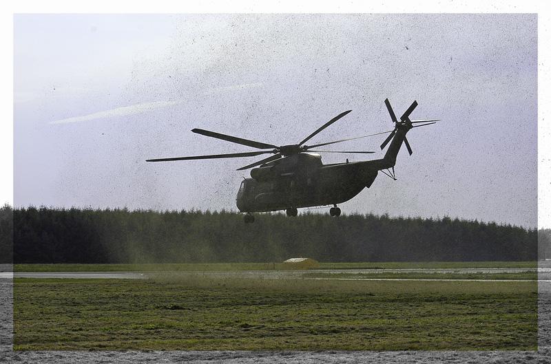 Gefechtsfeldbelüfter CH 53