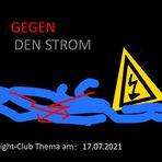 Gegen den Strom - Fight-Club am 17.7.2021