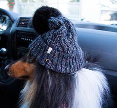 Gegen die Kälte hilft eine Mütze