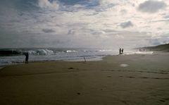 Gegenlichtszenerie auf Phillip Island