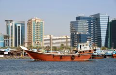 Gegensätze in Dubai