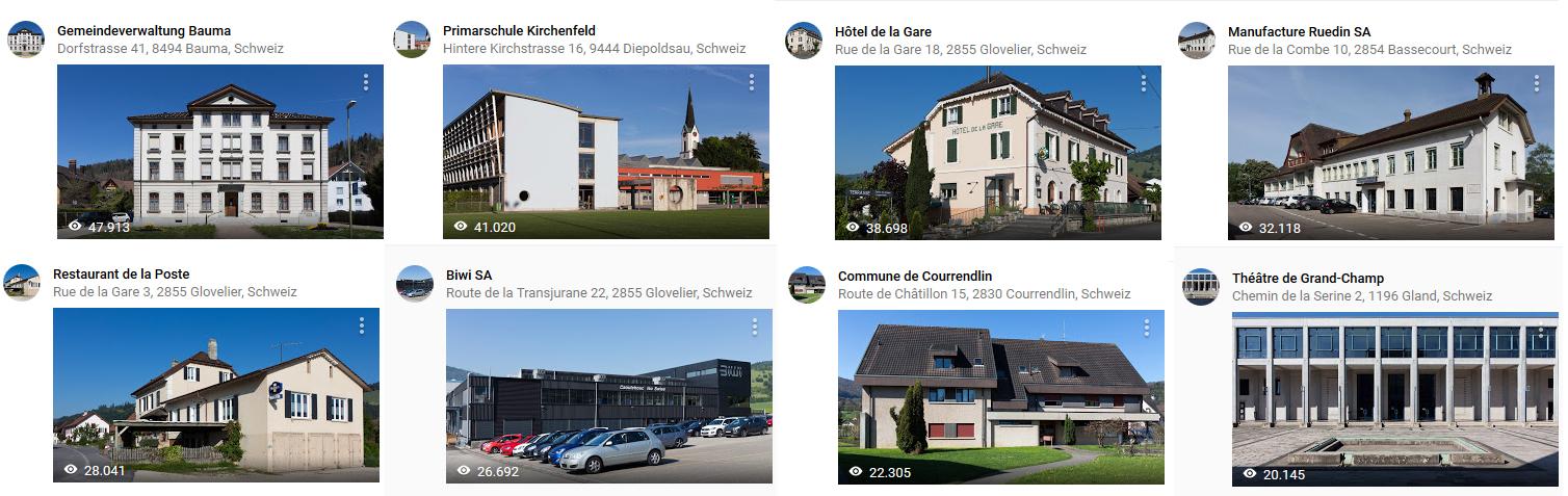 gegoogelt Foto & Bild | google, schweiz, gebäude Bilder