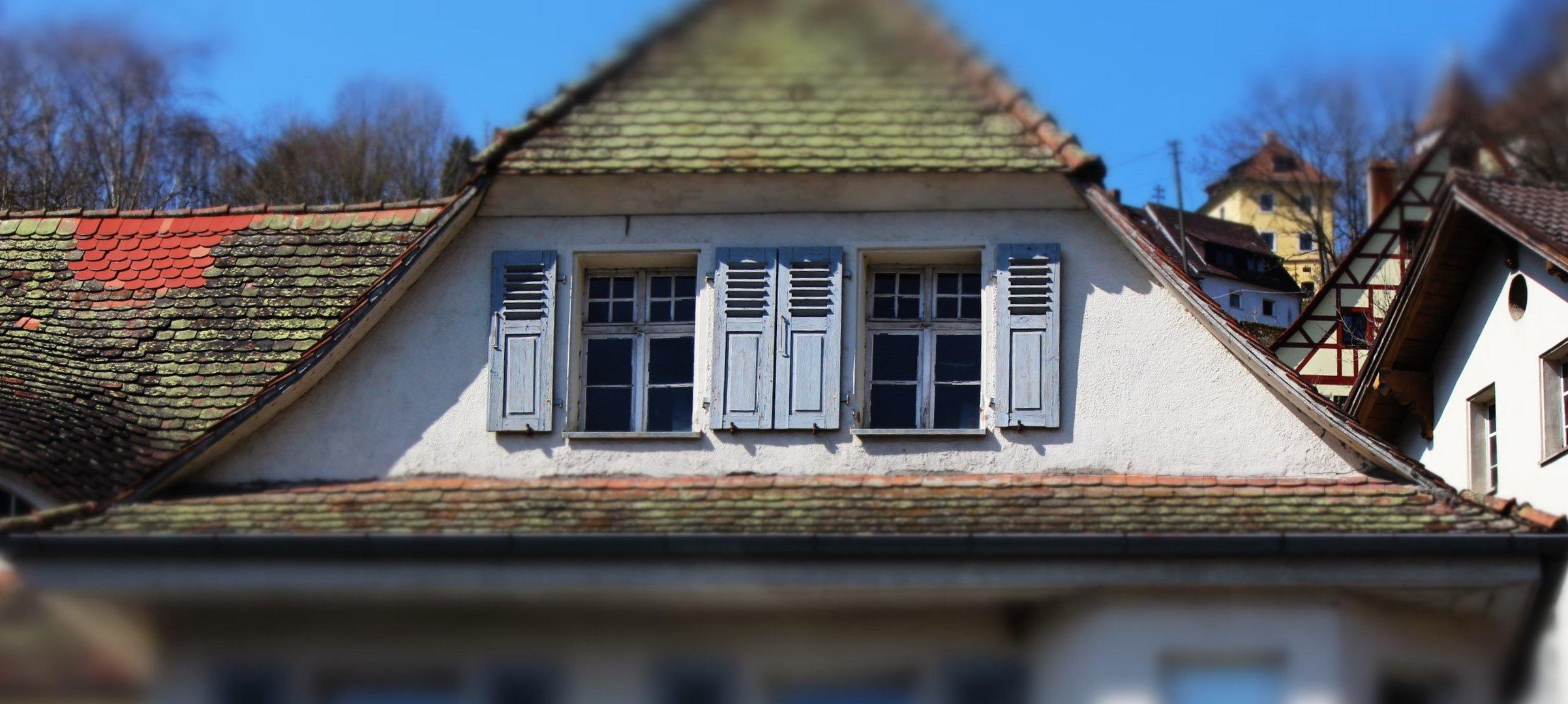 geheime Fenster