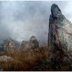 Geheimnisvolle Steine - Pierres mystérieuses