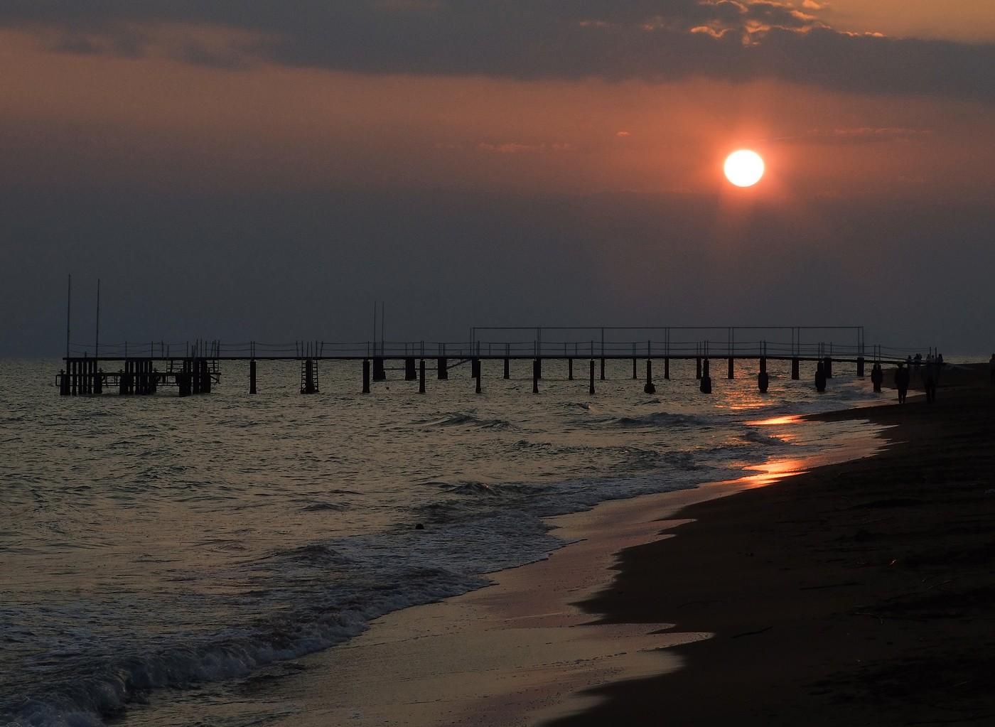 Geheimnisvoller Strand