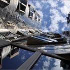 Gehry-Bau im Medienhafen von Düsseldorf 2