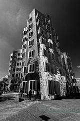 Gehry-Bauten (Der neue Zollhof) Teil 2