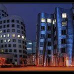 Gehry Bauten Düsseldorf ..