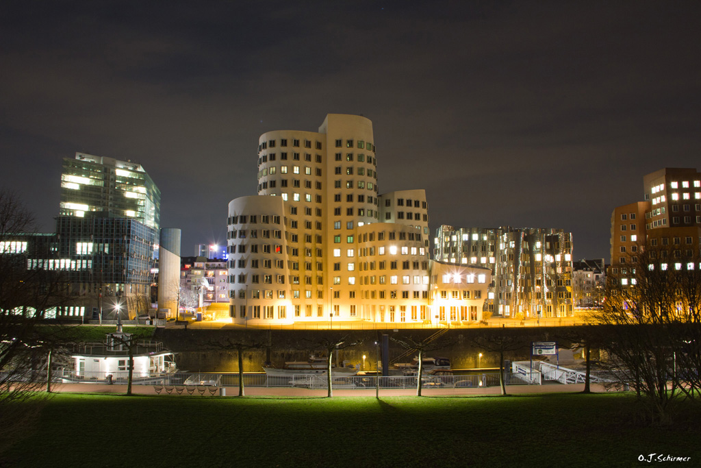 Gehry in Duesseldorf