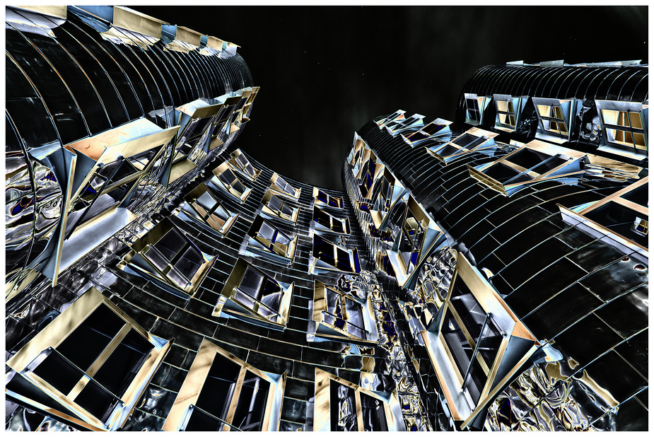 Gehry-Spielerei