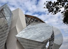 Gehrys Museum für B. Arnault