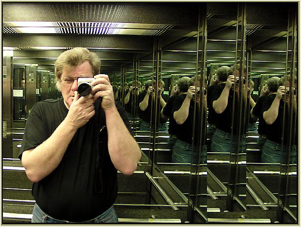 Geiler Aufzug im Atlanta