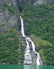 Geirangerfjord 9 der Freier