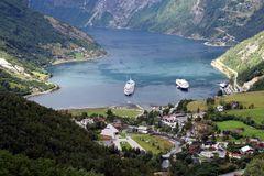 Geirangerfjord (I)