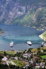 Geirangerfjord (II)