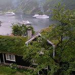 Geirangerfjord, N