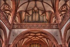 Geisenheimer Dom / Orgel [HDRI/TM]