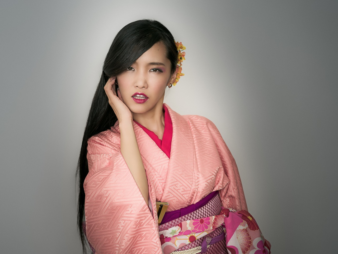 Geisha on dayoff
