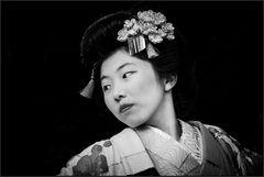 Geisha, Person der Künste