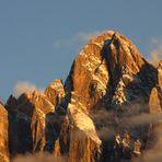 Geislergruppe im Villnösstal in den Dolomiten