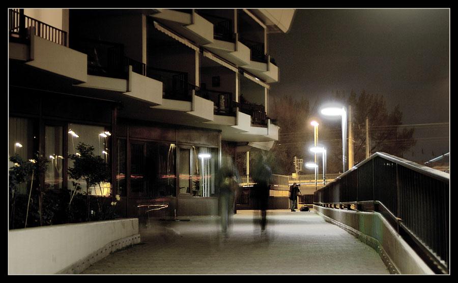 Geister der Nacht..