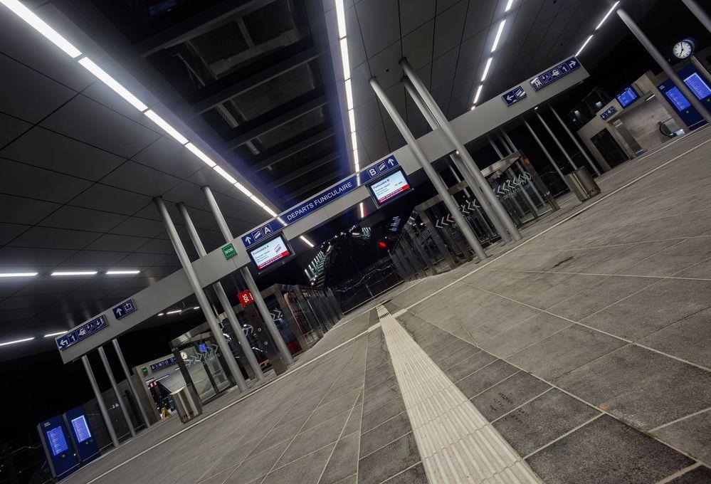 Geisterbahnhof