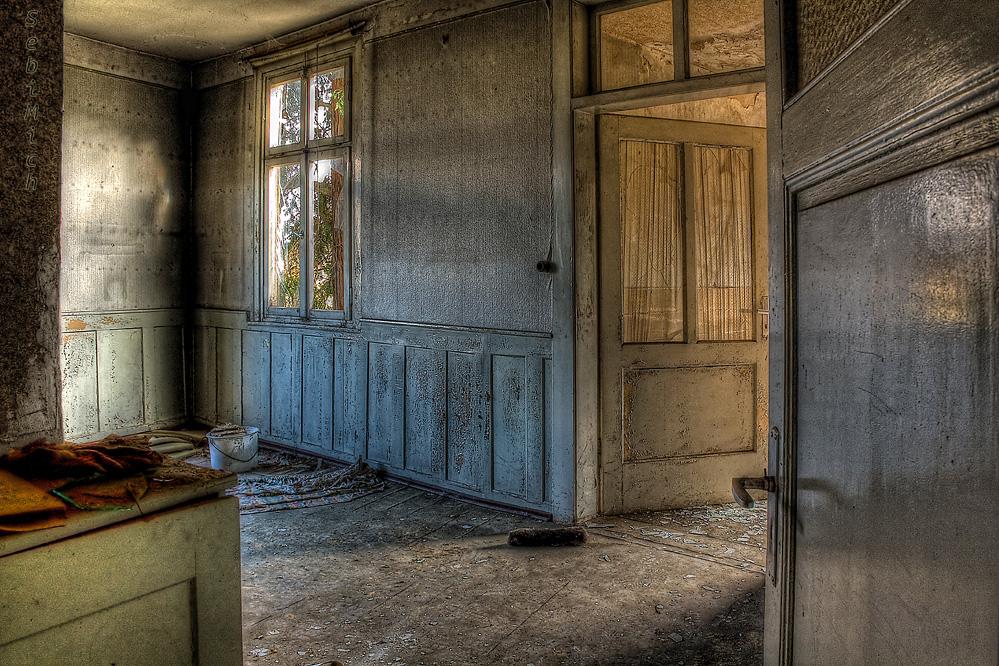 Geisterhaus 7