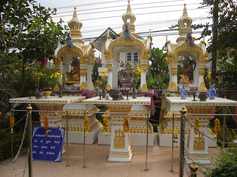 Geisterhaus Thailand Bangkok Appartment