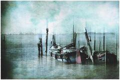 Geisterschiffe vor Murano