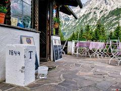 Gekocht in Bayern - gegessen in Tirol