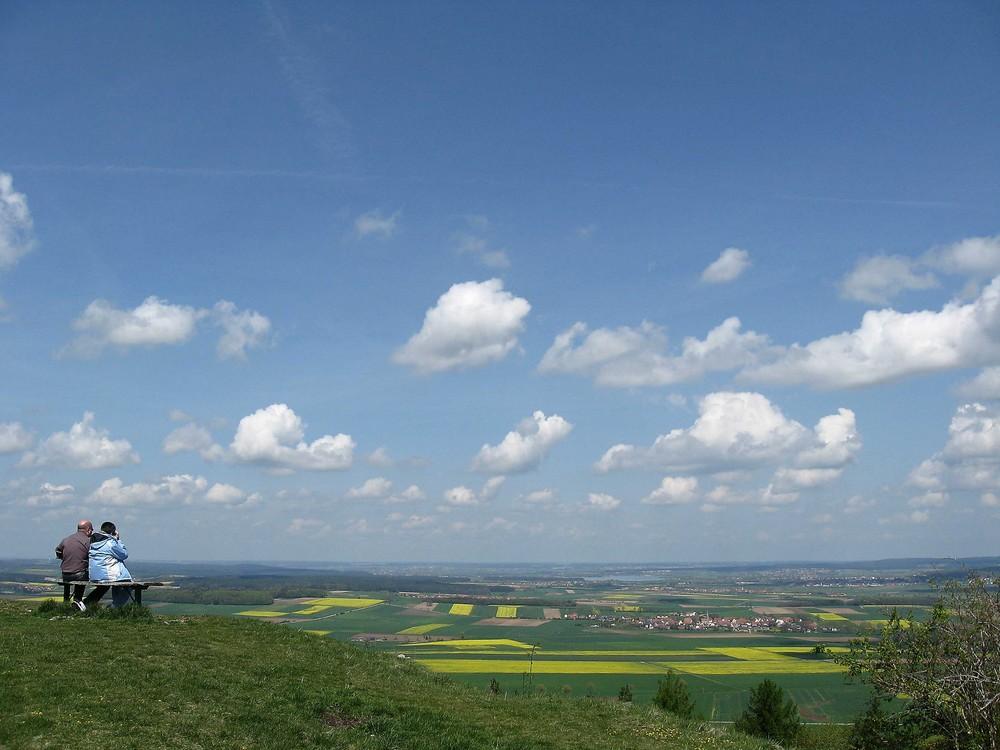Gelber Berg 1