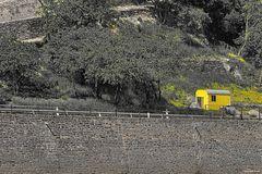 Gelber Wagen