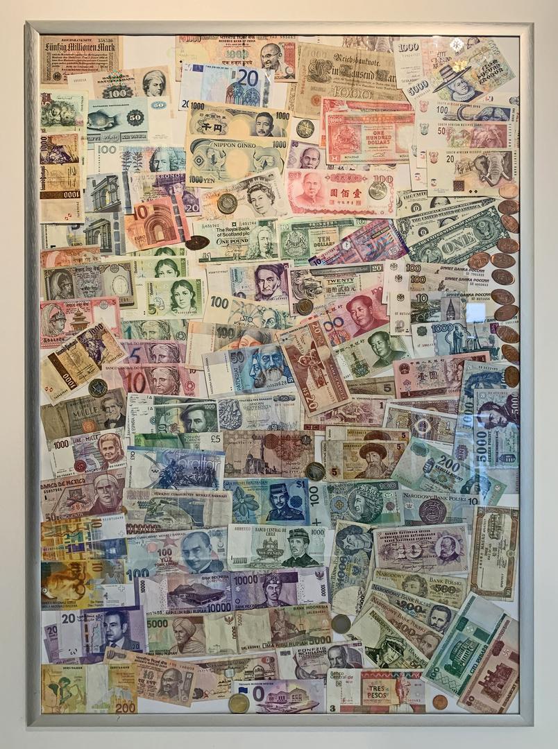 Geld.Schein.Welt