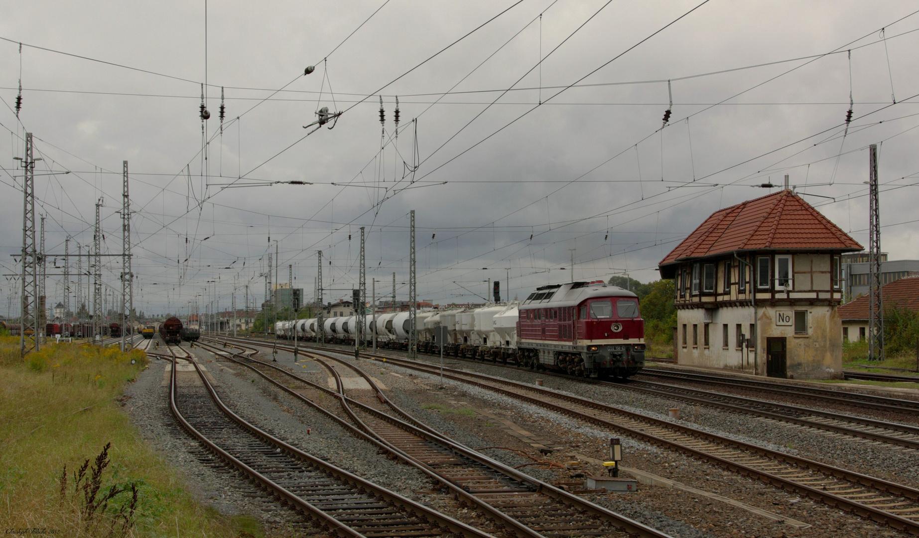 Geliebter Reichsbahndiesel