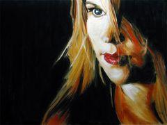 gemalte Caro