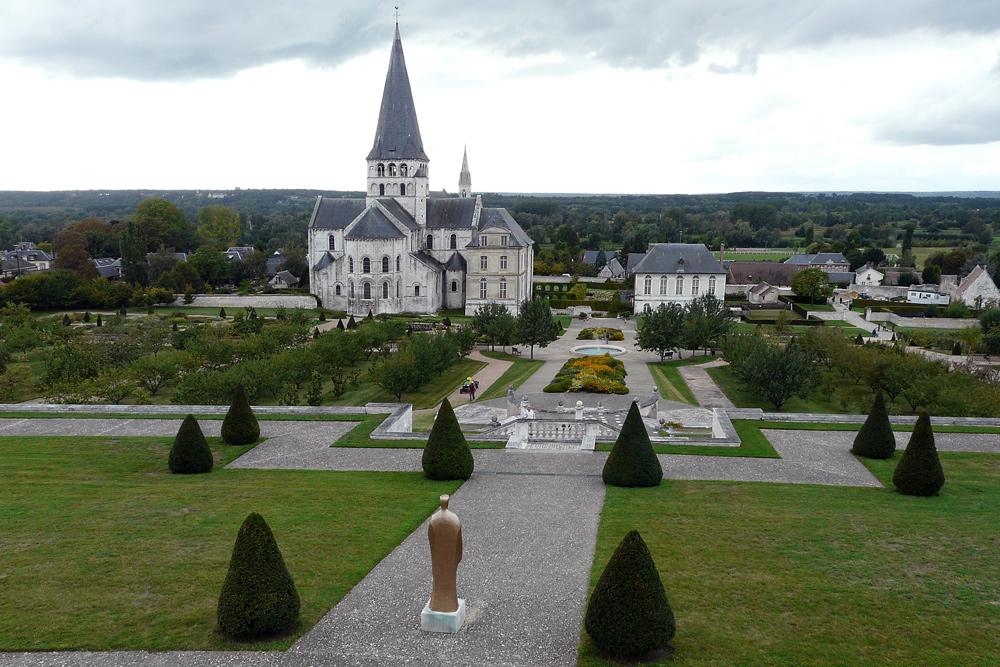 Gemeinde St. Martin de Boscherville und Abbay St. Georges