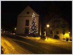 Gemeinde-Weihnachtsbaum 2012/13