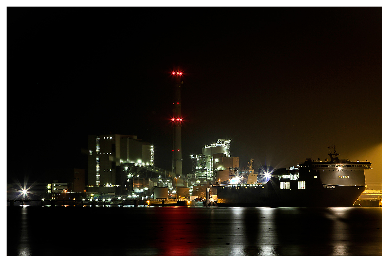 Gemeinschaftskraftwerk Kiel (GKK)