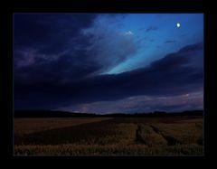 GEMISCHTES GEFÜHL: ...denk´ ich an Deutschland in der Nacht...